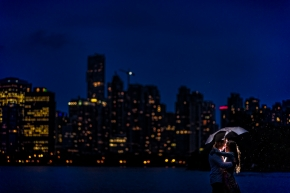 Kayla and Drew's destination engagement session in Vancouver, British Columbia