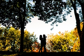 Mont-Royal Park Engagement Session