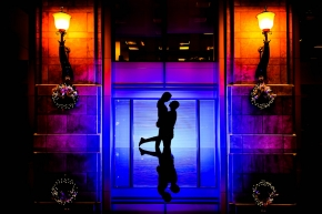 Montreal World Trade Center Engagement Session